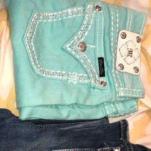 Miss me jeans 31x30